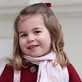 Prinses Charlotte van Cambridge